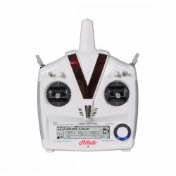 VBar Control Radio with RX-Satellite, white