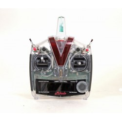 VBar Control Radio with RX-Satellite, transparent