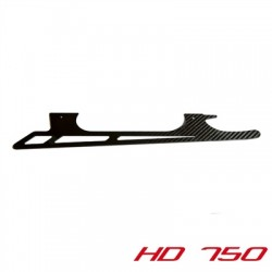 Landing-Skid 100% CF 2,0mm