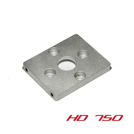 Motor mount plate rb1 rc for Electric motor base plate