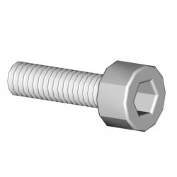 Socket head cap screw M3x12