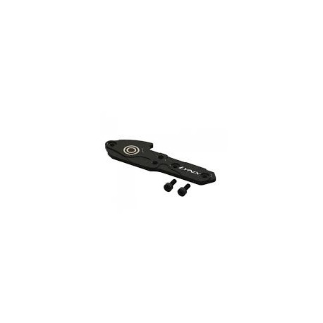 Lynx Heli Pro Edition Tail Case Bearing Support Black OXY3