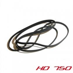 Tailbelt HD750