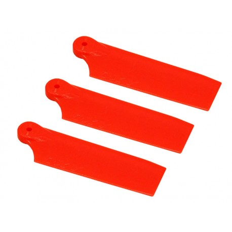 OXY3 - 3X Tail Blade 47mm - Orange