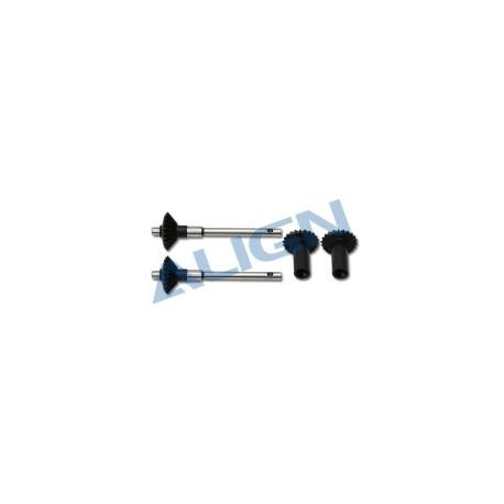 Torque Tube Rear Drive Gear Set