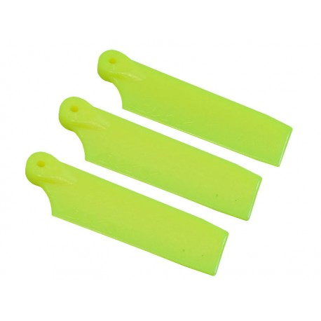 OXY3 - 3X Tail Blade 47mm - Yellow