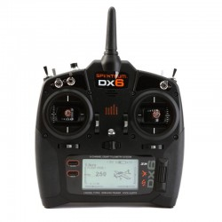 Spektrum DX6 Transmitter System Mode 2 EU w/AR610 Receiver