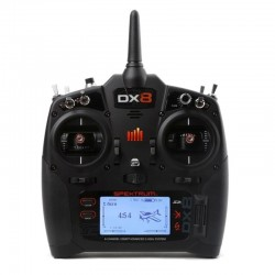 Spektrum DX8 Gen 2 Transmitter Only