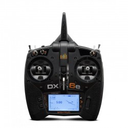 Spektrum DX6e 6ch 2.4GHz DSMX Transmitter