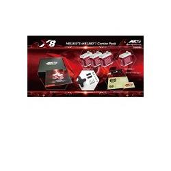 MKS HBL850 x 3 + HBL880 x 1 X8 Servo Combo Pack