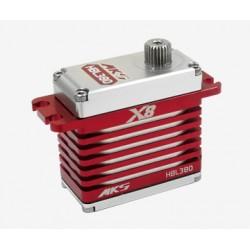 MKS HBL380 X8 Digital Brusless High Performance Cyclic Servo