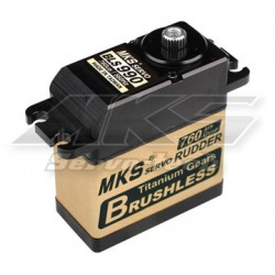 MKS BLS990 Brushless Tail Servo