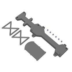 Frame parts, LOGO 480