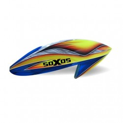 Canopy Soxos Yellow/Blue