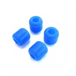 Skid Rubber Neon Blue
