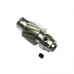 Motor Helical Gear 6mm / 15T
