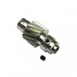 Motor Helical Gear 6mm / 17T