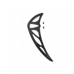 Carbon Vertical Fin