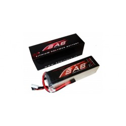 LIPO SAB 7S 4300mAh COMPETITION