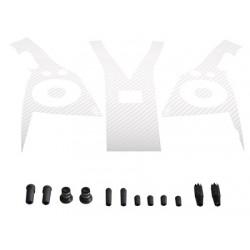 Custom Line Upgrade Kit Carbon transparent, VControl