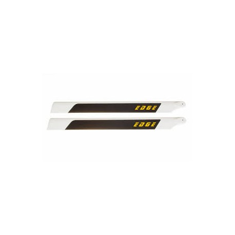 EDGE flybar/flybarless carbon rotorblades 753mm