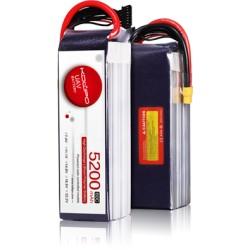 KDLipo 2200mAh 60C 6S