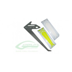 VERTICAL FIN GOBLIN 500 SPORT (white/Yellow)