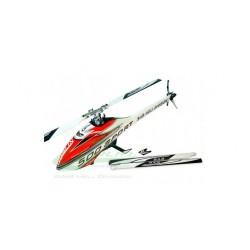 SAB Goblin 500 Sport White with 2 sets of blades