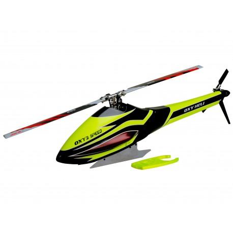 SP-OXY3-200 OXY3 Speed Fuselage Yellow