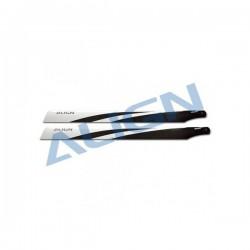 550 Carbon Fiber Blades