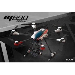 M690L V2 Hexacopter Super Combo