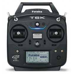 T6K V2 (T-FHSS 2,4 Ghz.)