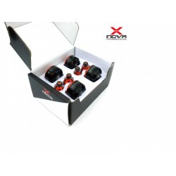 Xnova 2204-2600KV supersonic racing FPV motor combo
