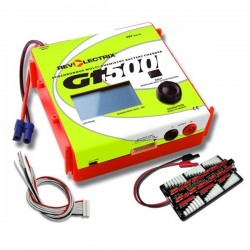 Revolectrix GT500 500W + Balance Charger MPA Ultimate Combo