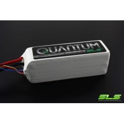 SLS Quantum 2700mAh 6S1P 22,2V 30C/60C