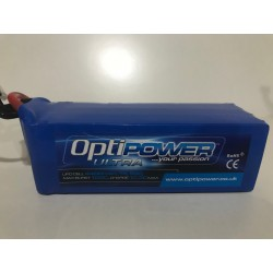 Optipower 4400mah 7S 50C