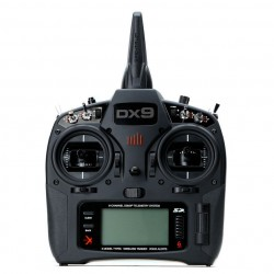 Spektrum DX9 Black Edition Super Combo
