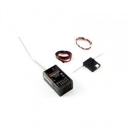 8CH Air Integrated Telemetry Receiver