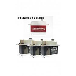 Combo DS790X3/DS695iX1