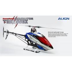 Align T-REX 550X Kit + Blades