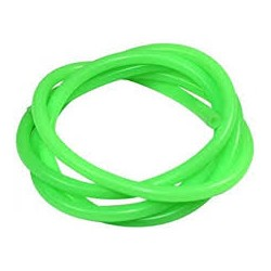 1 metre 3/32 Neon Green Fuel Tube (2mm)