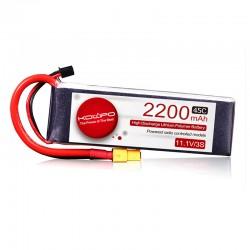 KDLipo 22.2V 2200mAh 6S 45C