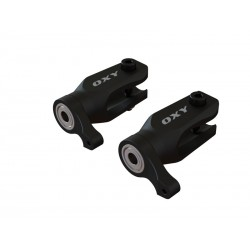 OXY4 CNC Main Grip, Black