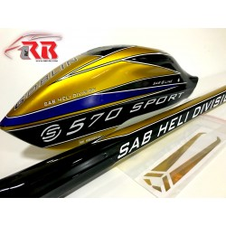 Goblin 570 Sport GOLD Edition