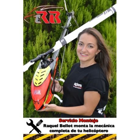 SERVICIO MONTAJE HELICOPTERO TAMAÑO 700-800
