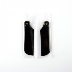 80mm Carbon Fiber Tail Blades