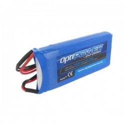 OPTIPOWER LIPO 5000 2S RX Pack