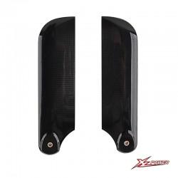 105mm Carbon Fiber Tail Blades