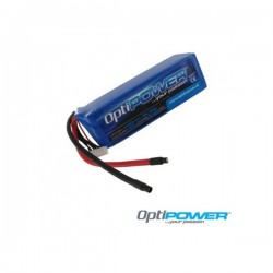 OPTIPOWER Ultra 50C Lipo Cell Battery 4000mAh 4S