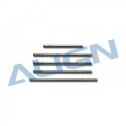 450 Sport Stainless Steel Linkage Rod